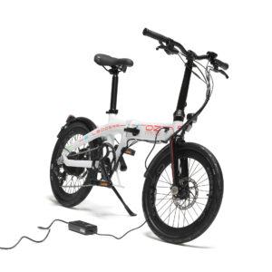 e-bike e-leggera